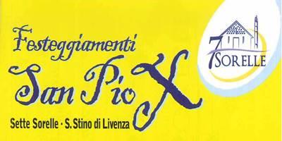 Festeggiamenti S. Pio X Sette Sorelle