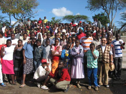 Giornata missionaria per le missioni di Don ELVINO in Kenia