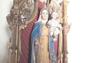 Domenica 4 ottobre ore 15.00 processione con la statua di Maria